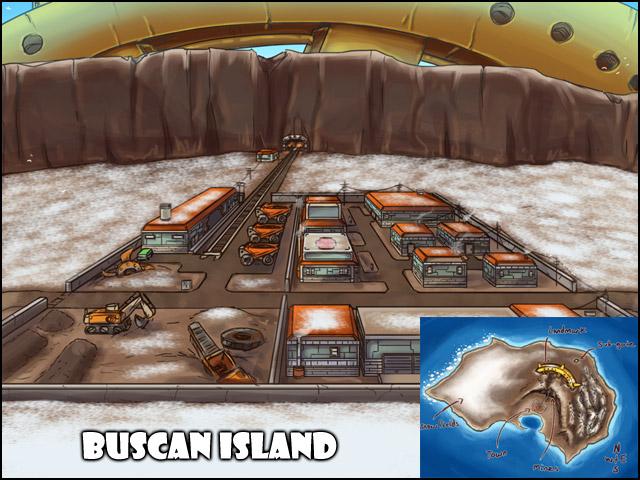 [Buscan Island]