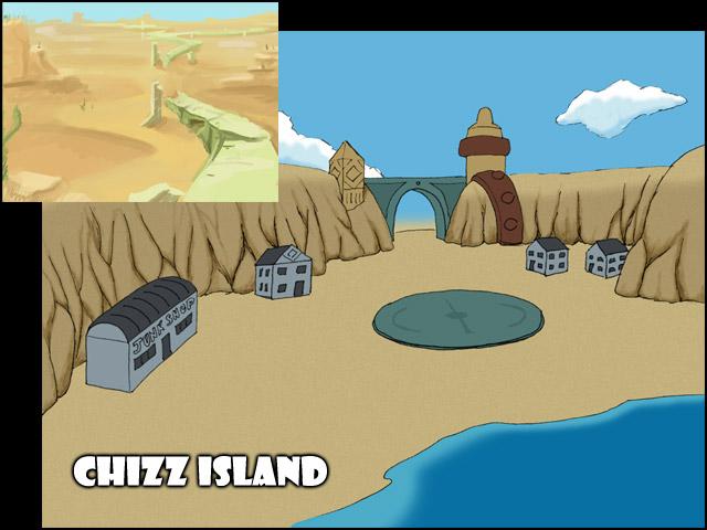 [Chizz Island]