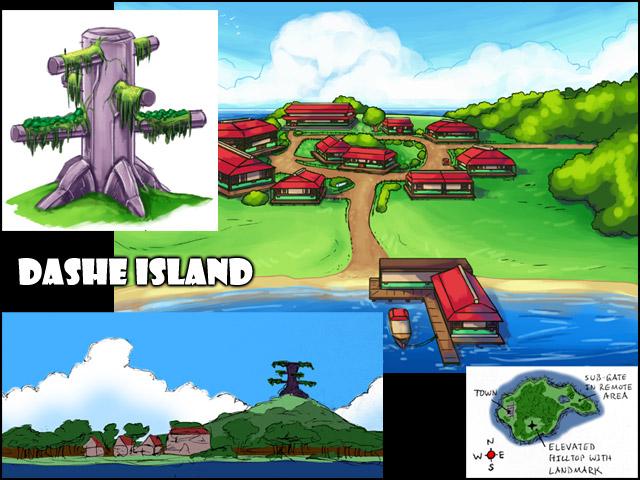 [Dashe Island]