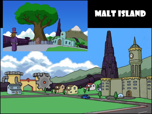 [Malt Island]